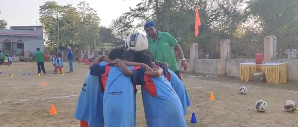 Julián Villar-Aragón Expósito, Technical Director - Jamshedpur FC, shared his thoughts on our Grassroots initiative in Sarjamda