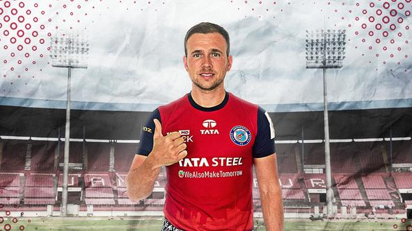 Greg Stewart stoked for his journey with Jamshedpur FC