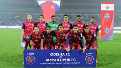 Odisha FC vs Jamshedpur FC
