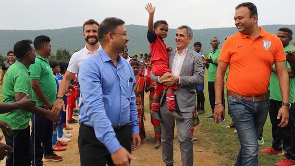 Jamshedpur plays host to Isac Doru & Sunando Dhar
