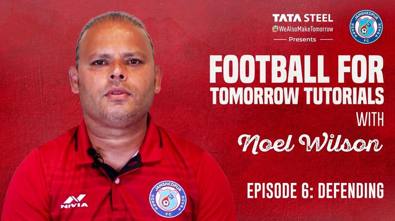 #FootballForTomorrow Tutorials with Noel Wilson - Episode 6