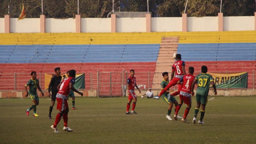 Garhwal FC vs Jamshedpur FC (Reserves)