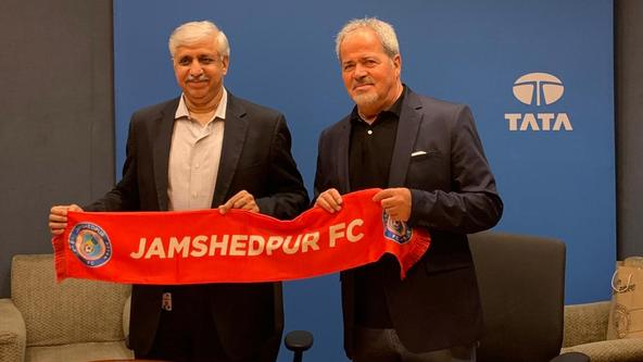 Jamshedpur FC appoints experienced and seasoned Antonio Iriondo as Head Coach
