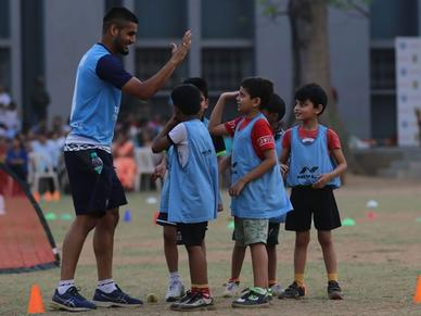 Jamshedpur FC Launch its sixth Football School in Carmel Junior College