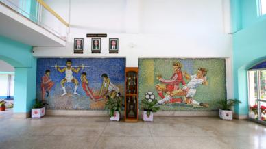 Tata Football Academy Facilities
