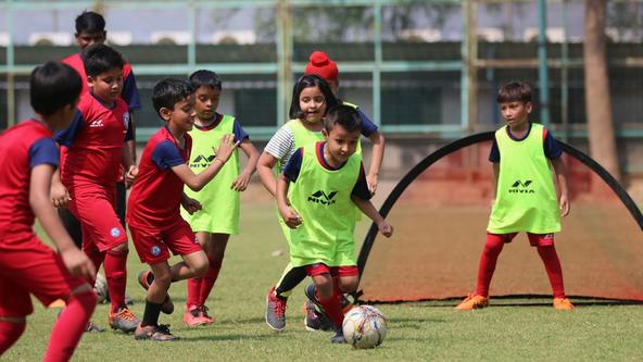 Jamshedpur FC to conduct a festival for its Grassroots football school players