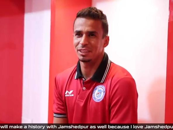 Memo sheds some light on the reasons that made him sign a contract extension with Jamshedpur FC!