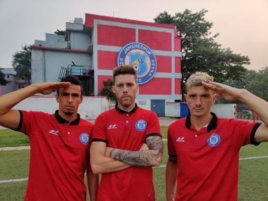 Antonio Iriondo reveals his three captains for this season