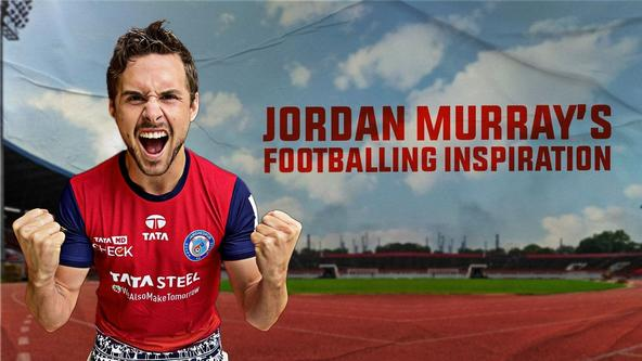Jordan Murray muses about his father being his biggest inspiration