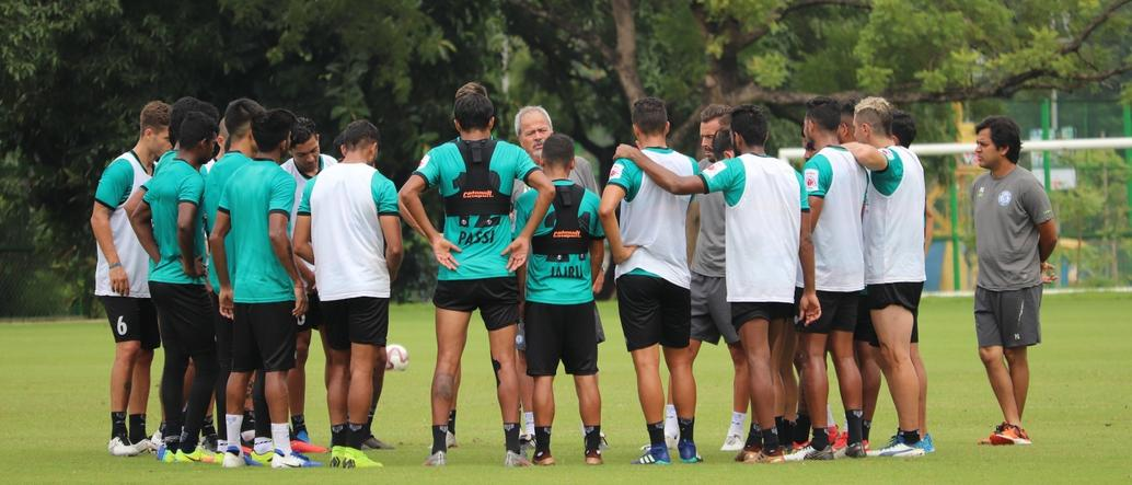Pre-Season Training continues as squad prepares for Indian Super League 2019-20