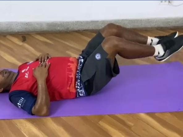 Core Exercises at Home