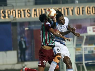 #ATKMBJFC Match Report: A tough defeat after a close game against ATK Mohun Bagan