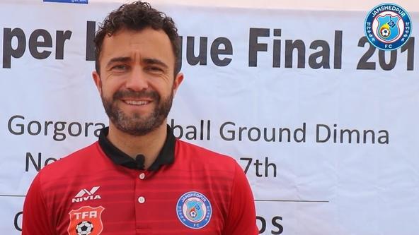 Carlos Santamarina | Tata Kolhan Super Cup