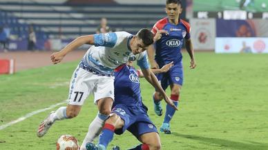 Bengaluru FC vs Jamshedpur FC