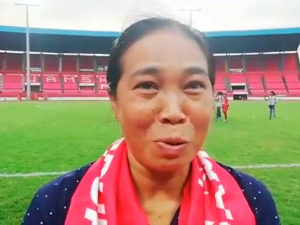 Arjuna Awardee Oinam Bembem Devi talks about our training facilities