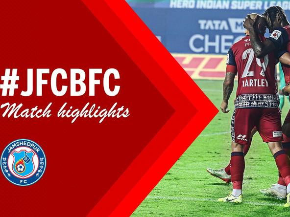#JFCBFC Match Highlights