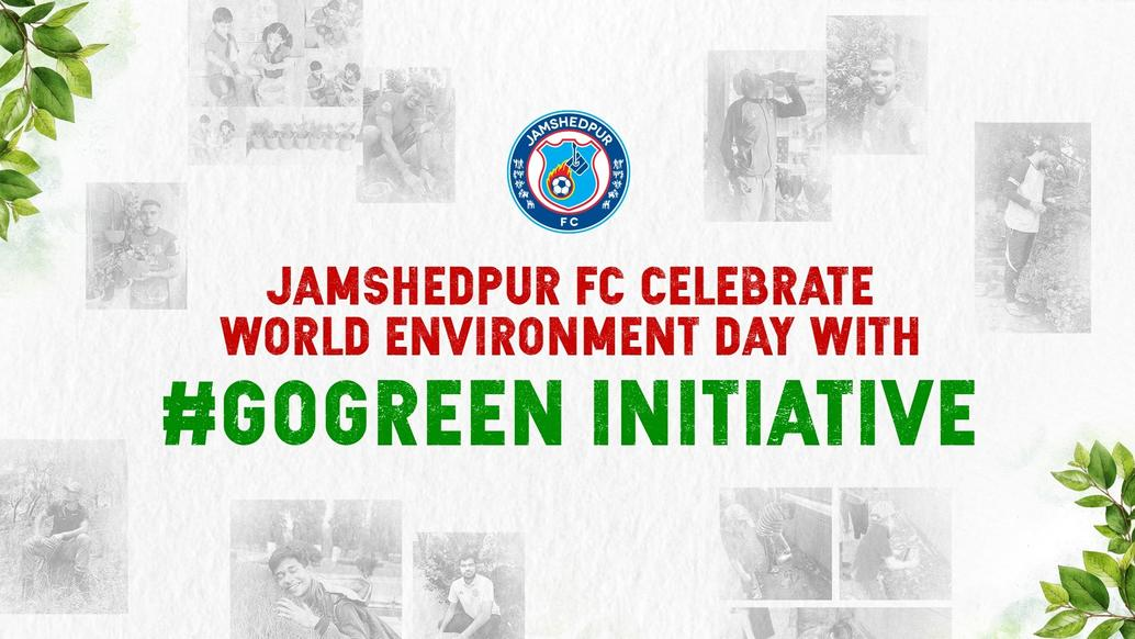 Jamshedpur FC mark World Environment Day with a special campaign
