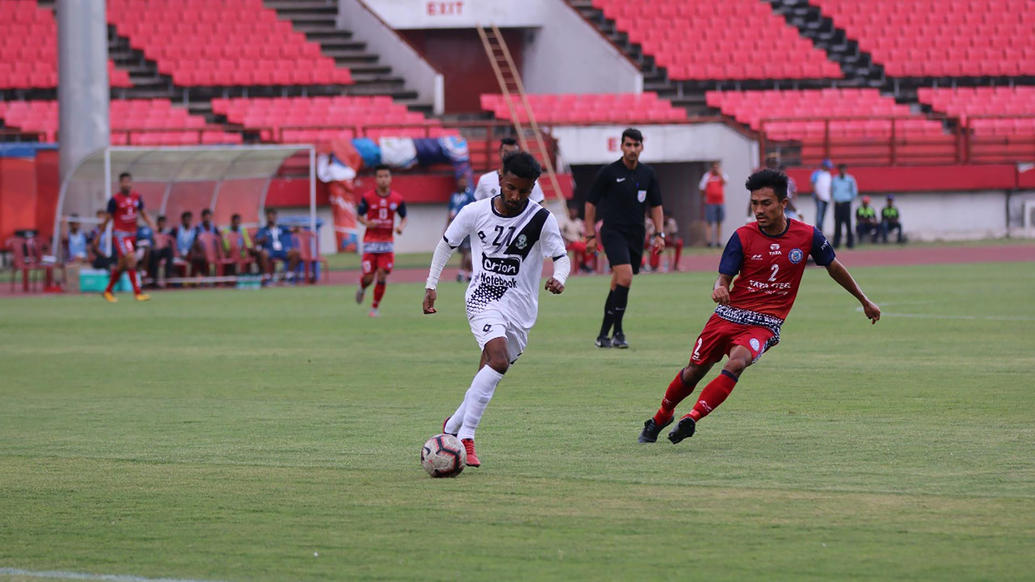 Gallery: Jamshedpur FC Reserves Team face a hard-fought 2 - 4 loss against Mohammedan Sporting Club