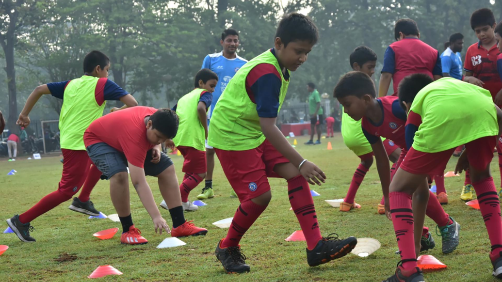AFC Grassroots Day Celebration at Armoury Ground