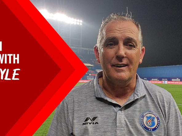 Post match interview with Owen Coyle - #JFCBFC