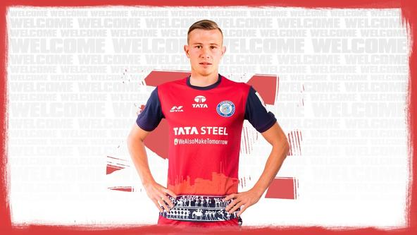 Jamshedpur add Aussie Firepower with Nicholas John Fitzgerald