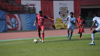 Jamshedpur FC (Reserves) vs Lonestar Kashmir FC