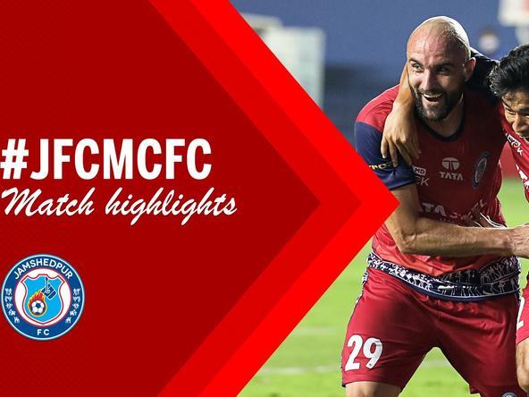 #JFCMCFC Match Highlights
