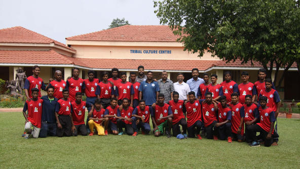 Jamshedpur FC conducts a Grassroots Leader Workshop along with TSRDS